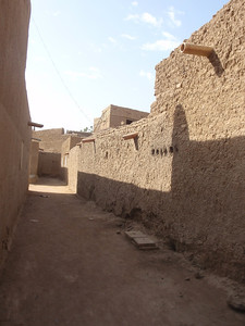 181_Djenne Old Town  Labyrinthe Streets