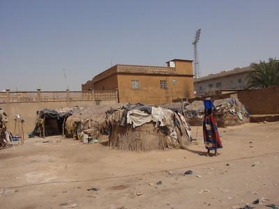 280_Mopti  The Fula Quarter  The Habitations of the Poor People