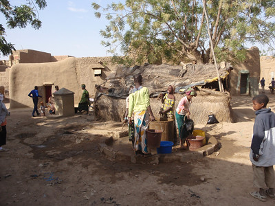 177_Djenne Old Town  A Medieval Town