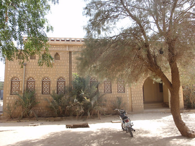 099_Timbuktu  Bibliotheque de Mamma Haidara  9000 Manuscripts