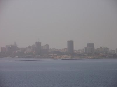 067_Dakar, seen from Goree Island