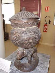 023_Dakar  Musee Theodore Monod d'Art Africain