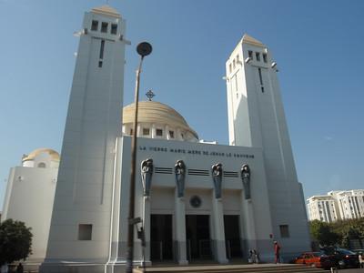 027_Dakar  The Cathedral  La Vierge Marie Mere de Jesus Le Sauveur
