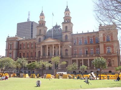 064_Pretoria  Church Square