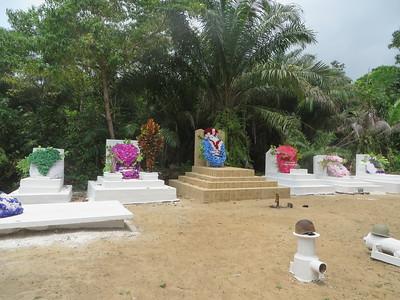 085_Point Denis  Kings Burial Site