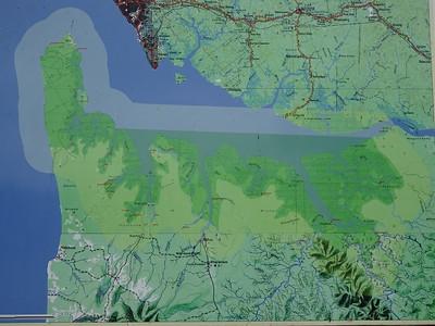 064_Libreville  The Gabon Estuary and Point Denis