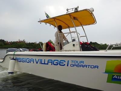 065_Estuary and Point Denis  Assiga Village Lodge