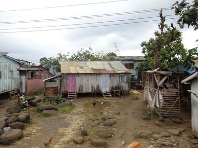 124_Sao Tome Island  A Fishing Village