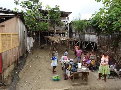 123_Sao Tome Island  A Fishing Village