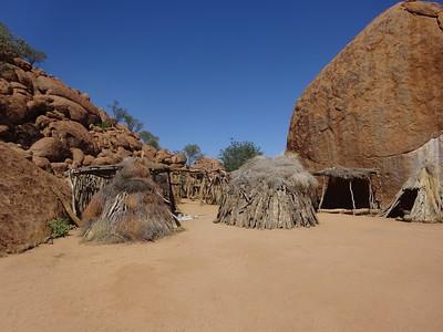 398_Twyfelfontein  Damara Living Museum  Inside the Village