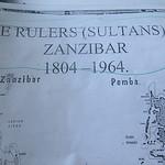 002_Zanzibar Archipelago  Sultan of Oman  Population 97% Muslim