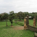 306_Gondar  The Royal Enclosure  In 1667, population 65,000  Now, 210,000