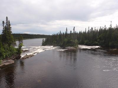 069_Riviere Watshishou  Rivière a Saumon
