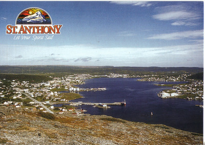 268_St  Anthony  4,000 people  Tip of Great Northern Peninsula