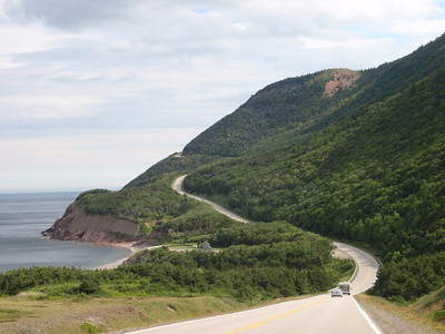 0115_Cabot Trail  Western shore  Cap Rouge Look Off