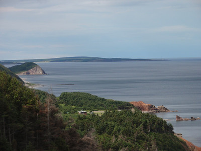 0116_Cabot Trail  Western shore  Trout Brook Look Off