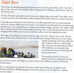 1461_Bay of Fundy  Tidal Bore  Great natural wonders of the world