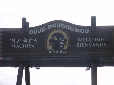209_Oujé-Bougoumou  Population 750