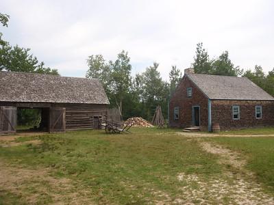 100_Caraquet  Village Historique Acadien