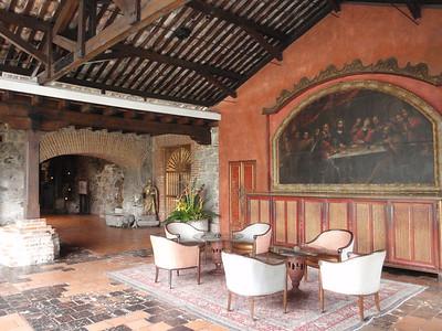 100  Antigua  Hotel and Museum Casa San Domingo