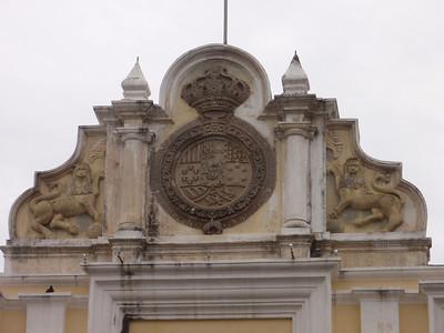 052  Antigua  Central Square