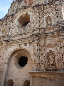080  Antigua  Iglesia Y Convento de Santa Clara