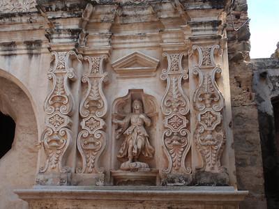 081  Antigua  Iglesia Y Convento de Santa Clara