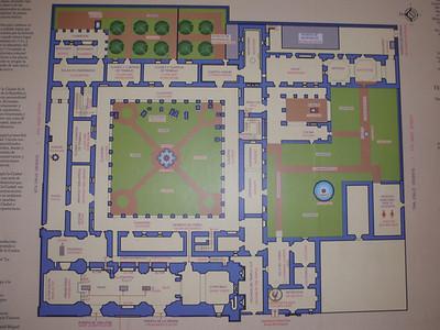 082  Antigua  Iglesia Y Convento de Santa Clara  Map