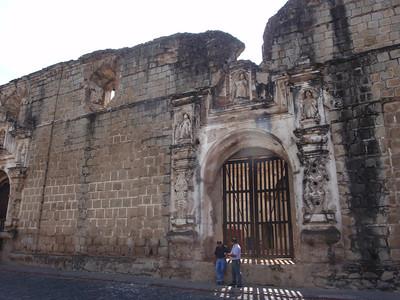 079  Antigua  Iglesia Y Convento de Santa Clara