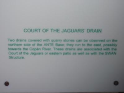 190  Copan ruins  The Jaguar Tunnel