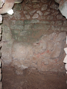 192  Copan ruins  The Jaguar Tunnel