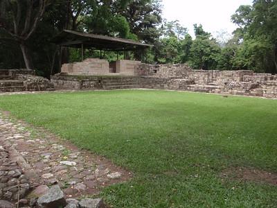 209  Copan Ruins  Las Sepulturas  Residential Group  750 A D