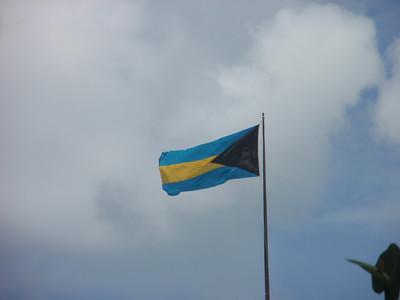 003_Bahamas Islands  Flag