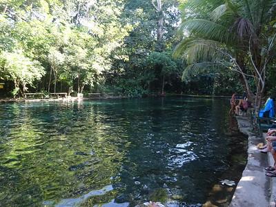 213_Lake Nicaragua  Omotepe Island  El Ojo de Agua  Natural Sreams