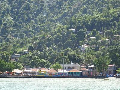31_Haiti  Labadee Village  Remote Coastal Village