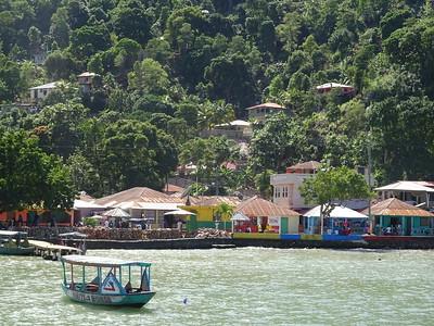 32_Haiti  Labadee Village  Remote Coastal Village