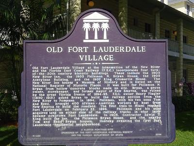 10_Old Fort Lauderdale Village