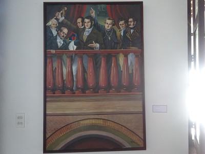 209_Ciudad Bolivar  Old Town  Casa Del Congreso De Angustura  April 19th, 1810