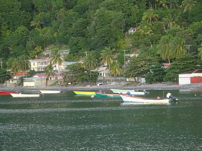 093_Soufrière  Fishing Town