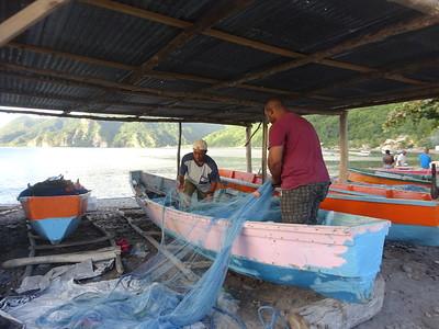 094_Soufrière  Fishing Town