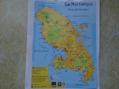 009_Martinique  Appelée l'île aux fleurs à l'époque des Indiens caraibes