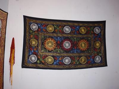 092_Margilan, Madrassah Said Akhmad Khuja, XIX C , Natural Dyes