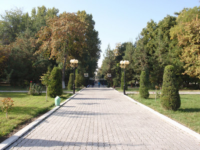 100_Fergana  Al-Farghoni Park