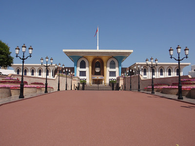 036_Al Aalam Palace  Official Residence of Sultan Qaboos bin Said