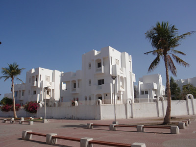 030_Muscat  Typical Modern Omani House