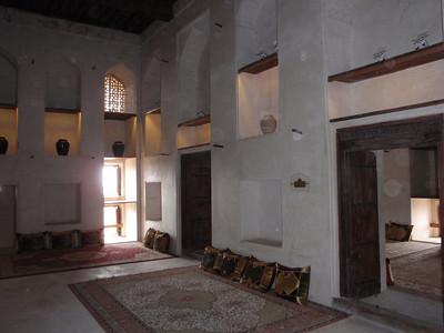 192_Jabrin Castle  2nd  Fl  Iman's Majlis, Sun and Moon Room