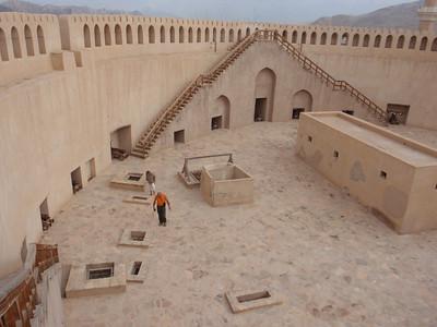 099_Nizwa Fort  17th  C  Second Floor