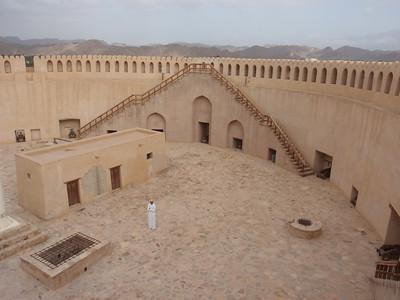 101_Nizwa Fort  17th  C  Second Floor