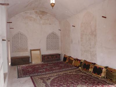 193_Jabrin Castle  2nd  Fl  Iman's Majlis,  Sun and Moon Room