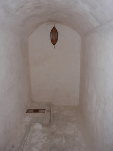 188_Jabrin Castle  2nd  Floor  Toilet